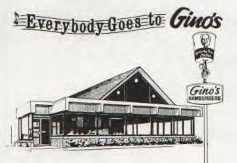 Everybody Goes To Gino's!